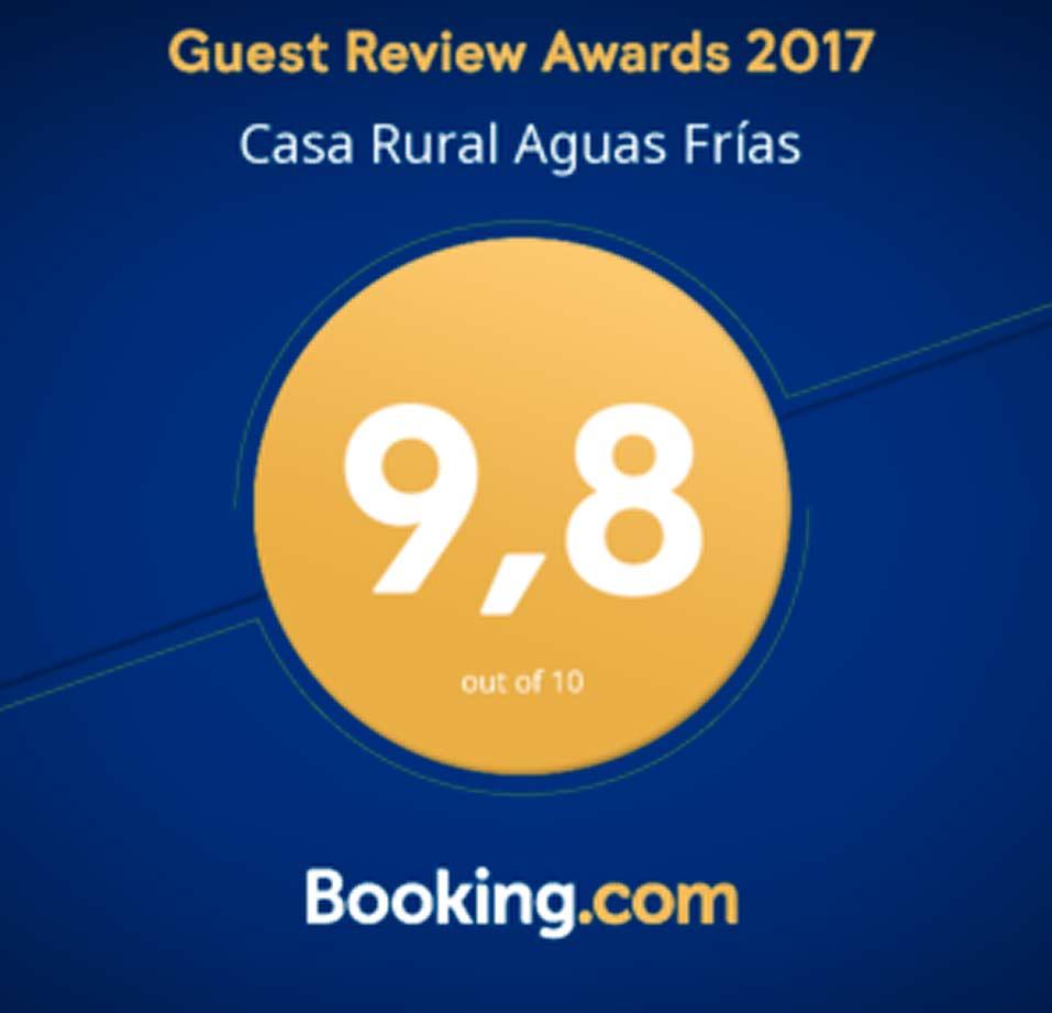 Guest-Review-Awards-2017-Casa-Rural-Aguas-Frias