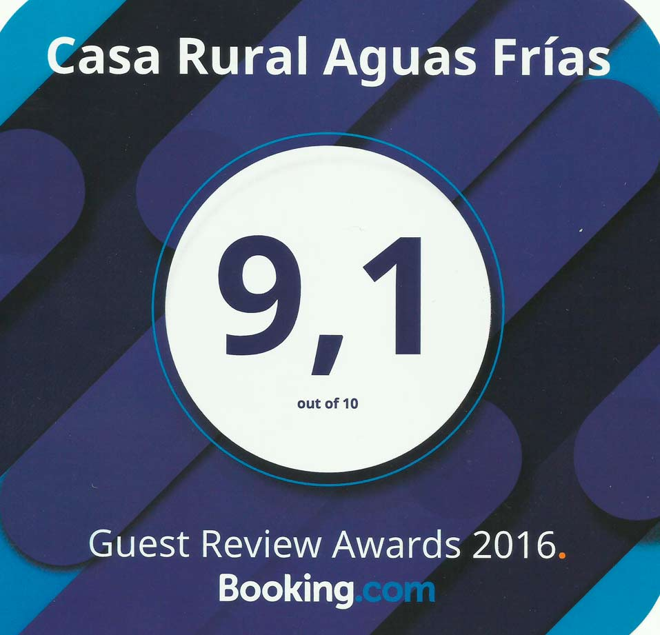 Guest-Review-Awards-2016-Casa-Rural-Aguas-Frias