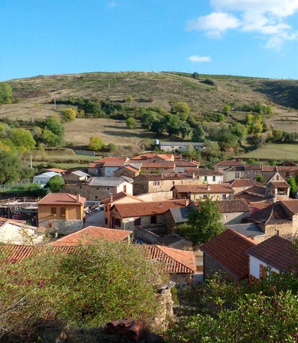 Casa Rural en Benllera León